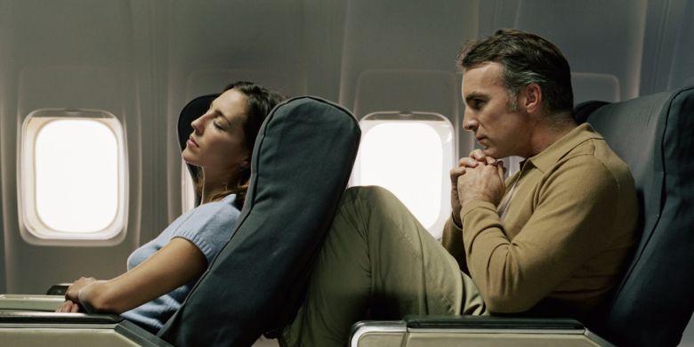 vliegtuigstoel